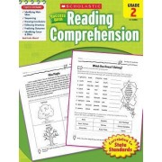 Scholastic Success with Reading Comprehension, Grade 2 by Robin Wolfe