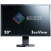EIZO EV2316W-BK - 58cm - VGA/DVI/DP/USB/Audio - Pivot - schwarz