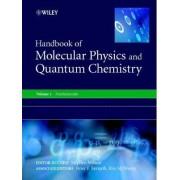 Handbook of Molecular Physics and Quantum Chemistry by Stephen Wilson