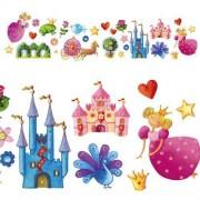 Stickers Princesse Marguerite Djeco