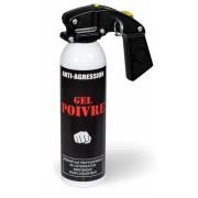 Aerosol lacrymogène anti-agression gel poivre 500ml