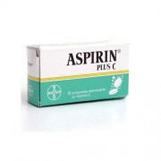 Bayer Aspirin Plus C 20cps
