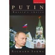 Putin by Richard Sakwa