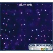 > Tenda con 700 led multicolor RGB 250 x 300 cm