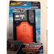 Nerf Super Soaker Water Clip Refill Pack of 2