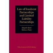 Law of Insolvent Partnerships and Limited Liability Partnerships by Elspeth Berry