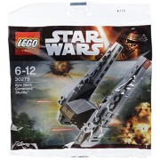 LEGO, Star Wars, Kylo Ren's Command Shuttle (30279) Bagged by LEGO