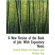 A New Version of the Book of Job by Friedrich Wilhelm Carl Umbreit