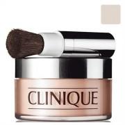 Clinique Blended Face Powder & Brush Transparentny sypki puder nr 20 Invisible Blend 35g