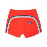 Sundek Rainbow Mid Length Swim Shorts Sunkissed Orange