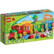 LEGO® DUPLO™ Trenul cu numere 10558