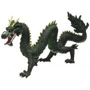 Plastoy-Dragoni Le Dragon Chinois Vert 60439