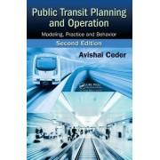 Public Transit Planning and Operation by Avishai Ceder