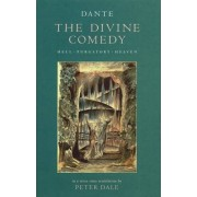 The Divine Comedy: Hell, Purgatory, Heaven by Dante Alighieri