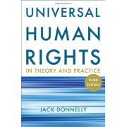 Jack Donnelly Universal Human Rights in Theory and Practice