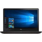 "Laptop Dell Inspiron 15 7559 (Procesor Intel® Quad-Core™ i7-6700HQ (6M Cache, up to 3.50 GHz), Skylake, 15.6""UHD, Touch, 16GB, 1TB + 128GB SSD, nVidia GeForce GTX 960M@4GB, Tastatura iluminata, Windows 10 Home 64)"