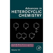 Advances in Heterocyclic Chemistry: Volume 101 by Alan R Katritzky