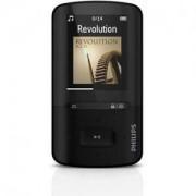 Philips MP4 player, 1.8' display, 4GB, Black, FM - SA4VBE04KF