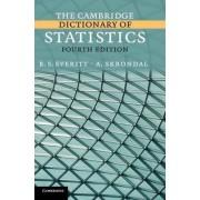 The Cambridge Dictionary of Statistics by B. S. Everitt