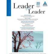 Leader to Leader (LTL) Spring 2010 by Ltl