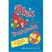 Alex si comoara wigpowder - Adrienne Kress