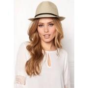 Pieces Lea Straw Hat Natural M/L