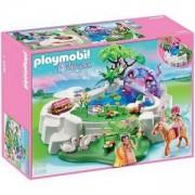 Комплект Плеймобил 5475 - Вълшебно кристално езеро - Playmobil, 290962