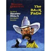 Back Page by Baxter Black