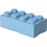LEGO Lunch Box - Light Blue