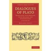 Dialogues of Plato 4 Volume Paperback Set by Benjamin Jowett