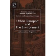 Urban Transport and the Environment by World Conference on Transport Research Society