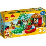 LEGO DUPLO Jake and the Never Land Pirates 10526: Peter Pan's Visit by Natorytian
