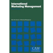 International Marketing Management by James M. Livingstone