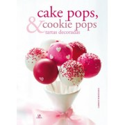 Cake pops, cookie pops & tartas decoradas / Cake pops, cookie pops & decorated cakes by Carmen Fernandez