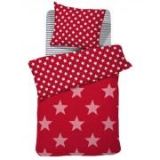 Damai Dekbed Starville Rood 140x200cm