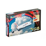 Revell 06599 - Airbus A380 British Airways Kit di Modello in Plastica, Scala 1:288