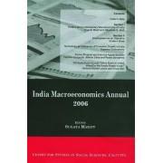 India Macroeconomics Annual 2006 by Sugata Marjit