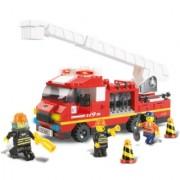 Sluban kocke Vatrogasni kamion sa pokretnim merdevinama 270 kom