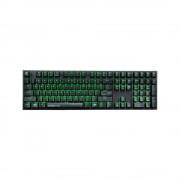 KBD, Cooler Master MasterKeys Pro L GeForce GTX Edition, Gaming, Red switch (MKPLGTX-RED)