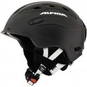 Alpina Snowmythos Helmet black matt Ski- & Snowboardhelme