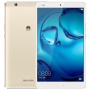 Huawei MediaPad M3 BTV-DL09 4GB+64GB Fingerprint Identification & Navigation 8.4 inch 2K Screen EMUI 4.1 (Based on Android 6.0) Kirin 950 Octa Core 4x2.3GHz + 4x1.8GHz 4G Dual Band WiFi HiFi(Gold)