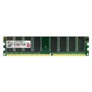 Transcend Memoria da 1G 2Rx8 DDR 400 U, Nero/Antracite