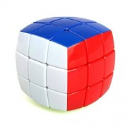 Generic 3x3x3 Stickerless Magic Cube Speed Puzzle Cubes Kids Toys Toys For Children