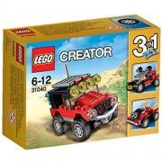 Lego Creator Desert Racers 31040 6 +