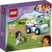 LEGO Friends Dierenambulance - 41086