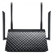 Рутер Asus RT-AC1200G+, Wireless-AC1200 Dual-Band Router, 802.11ac, 867 Mbps (5GHz), 802.11n, 300 Mbps (2.4GHz), 90IG0241-BM3000