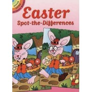 Easter Spot the Differences by Becky Radtke