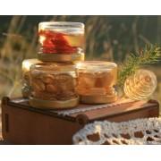 Cutie tradiţională de lemn cu 4 bunătăţi