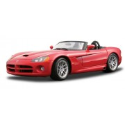 Bburago Dodge Viper Srt 10 1:18 Scale