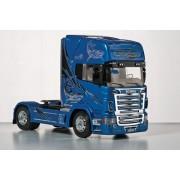 Scania R620 Blue Shark